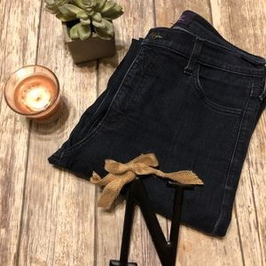 NOT YOUR DAUGHTERS JEANS 6 Wide Leg Jeans